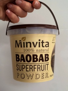 Baobab Superfruit tub