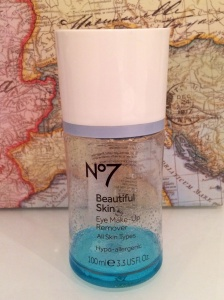 No7 make up remover